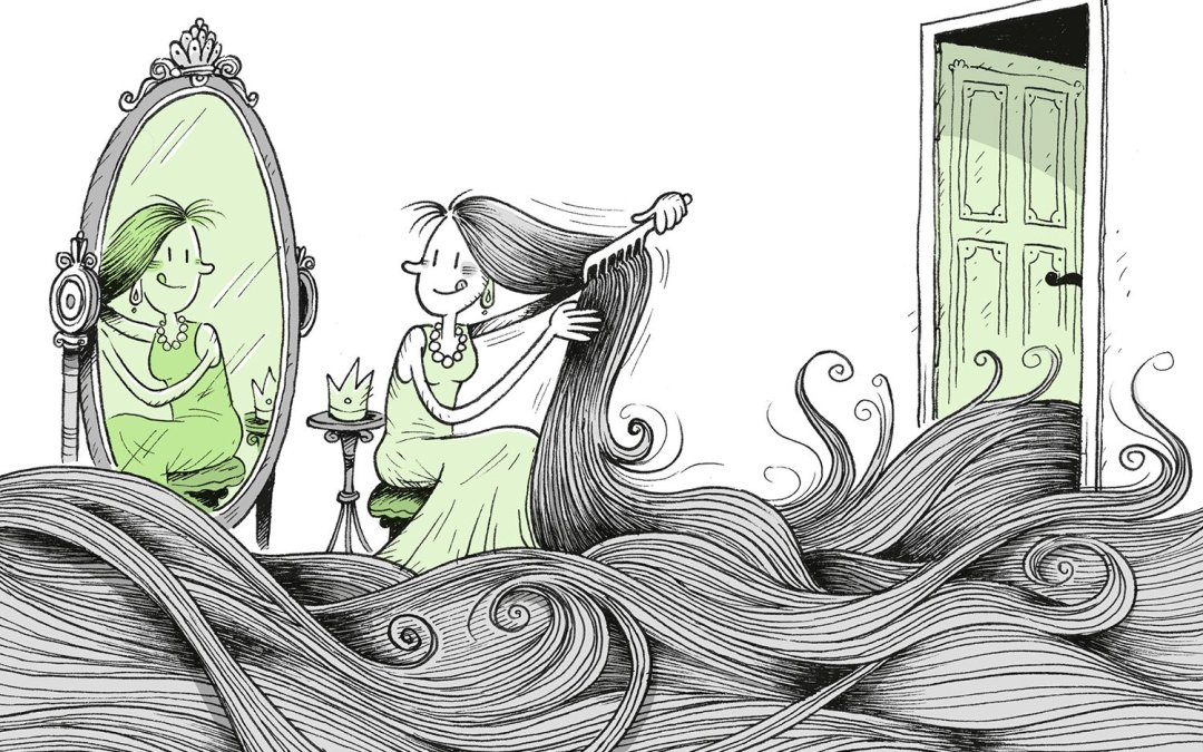 Πώς μεγαλώνουμε τα κορίτσια μας (και τι κάνουν οι πριγκίπισσες όλη μέρα)