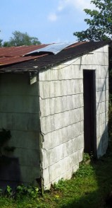 Little shed - Before