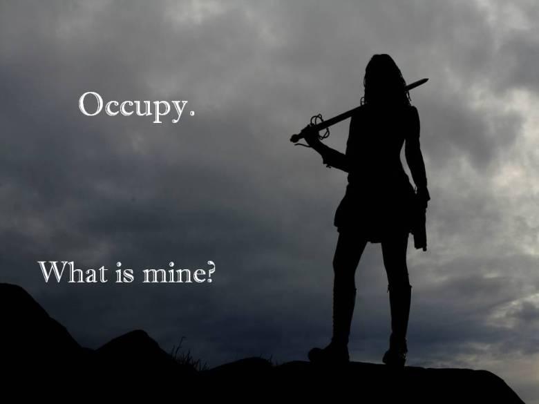 occupy my territory