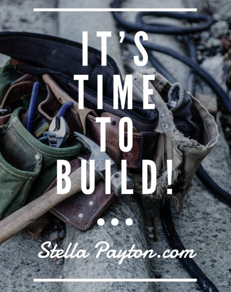 Its Time to Build