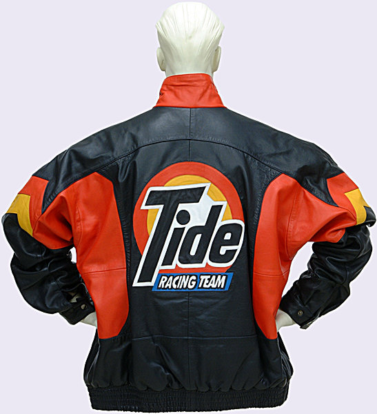 Custom Leather Racing Jackets  Embroidered & Embossed