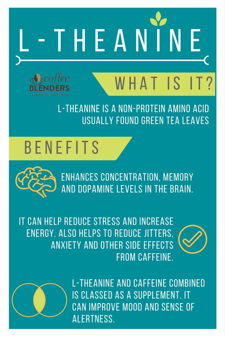 l-Theanine: The Anxiety Reducing Amino Acid Found In Tea