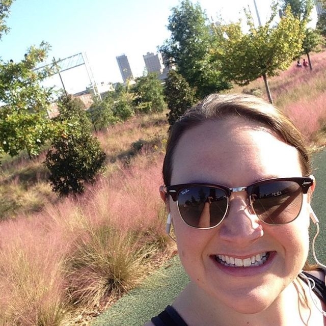 A 2-mike walk on my vacation day? If it's @railroadpark then yes, please! #stellarfitfam #stellarmiles #stellarhealth #health #fitness