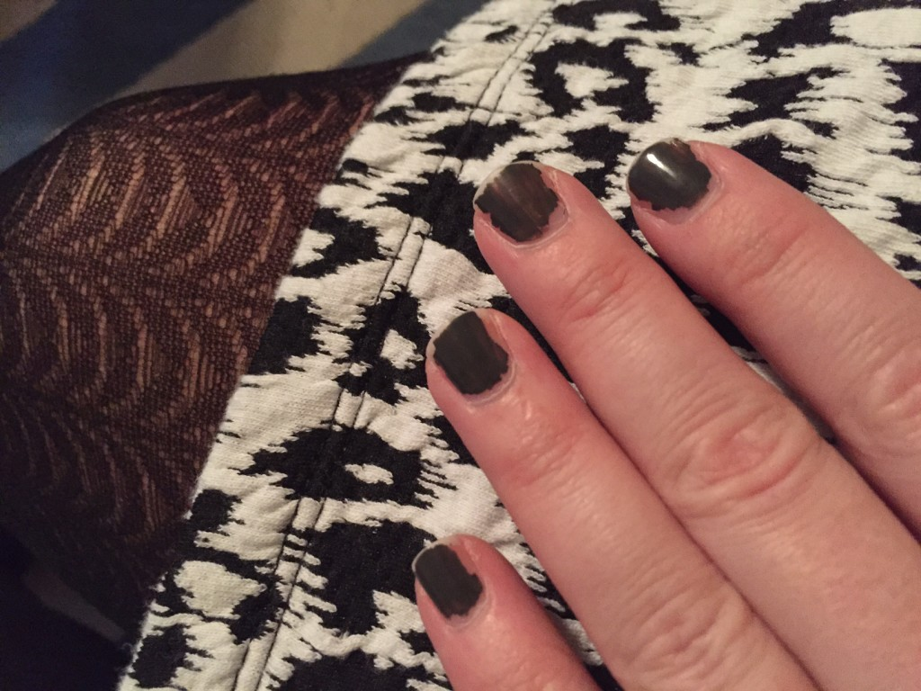 Glamorous Nails With Jamberry