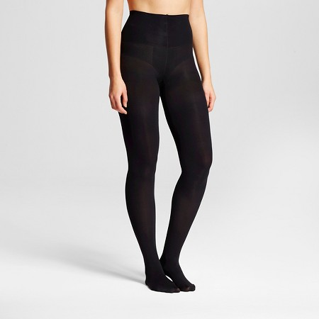 Target Assets brand opaque tights