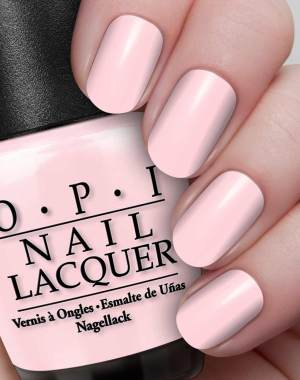 Corny, I know, but It's A Girl by OPI is my go-to color lately!