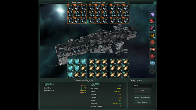 Stellaris New Ship Classes  More Mod  Stellaris mod