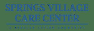 Springs Village Care Center Logo