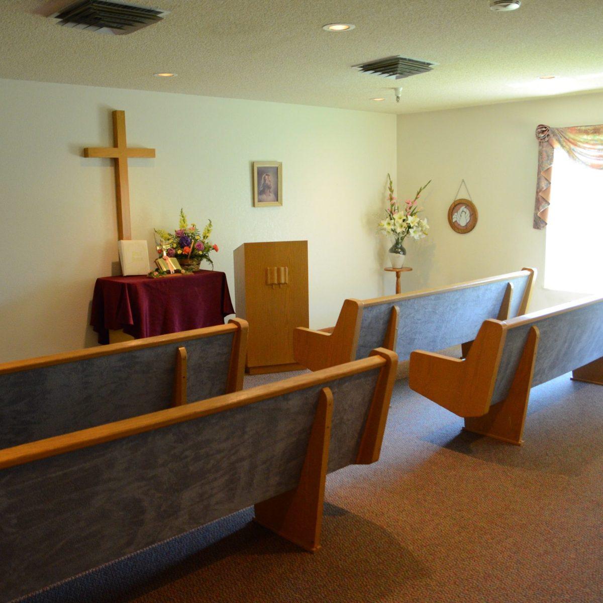 Skyline Ridge Nursing & Rehab Center Chapel