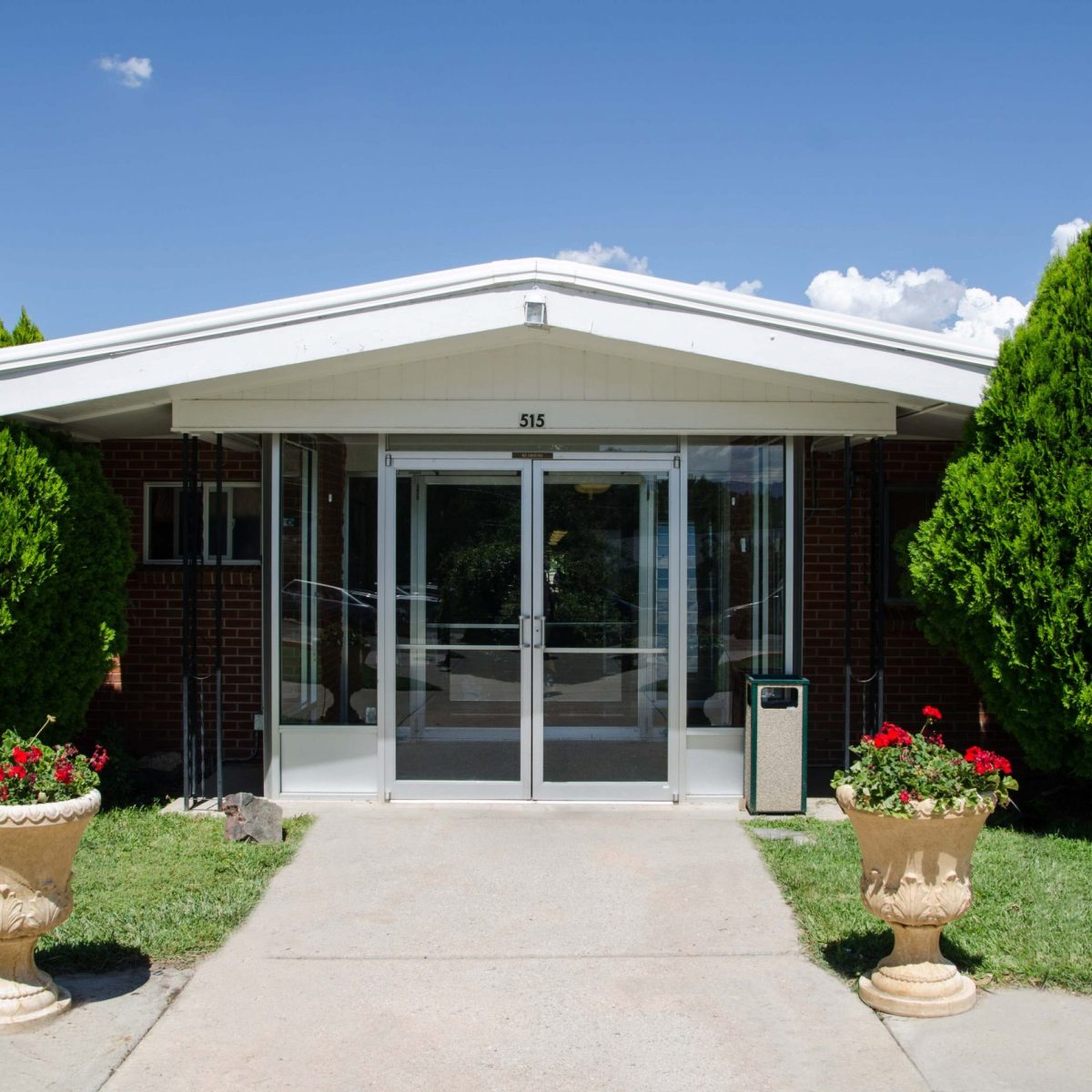Skyline Ridge Nursing & Rehab Center Entrance
