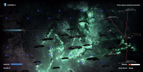 small resolution of drifter wars turns eve online into a side scroller