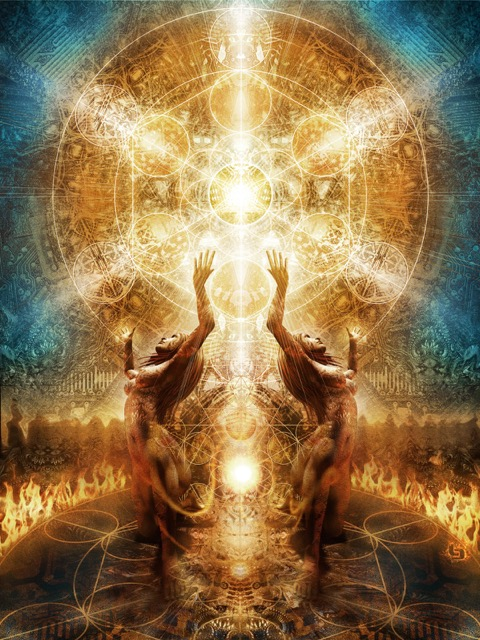 Personal Aspects and Divine Twins - Crystalline Stellar Skulls and