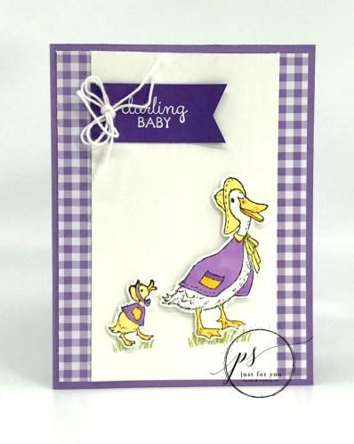 Darling Duck Friends