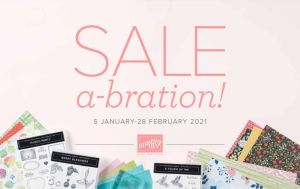 """Sale-A-Bration has begun which means """"stock up time""""!"""
