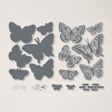 Butterfly Wings Dies
