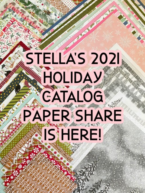 My NEW Stampin' Up! catalog Paper Share RESERVATIONS OPEN NOW!