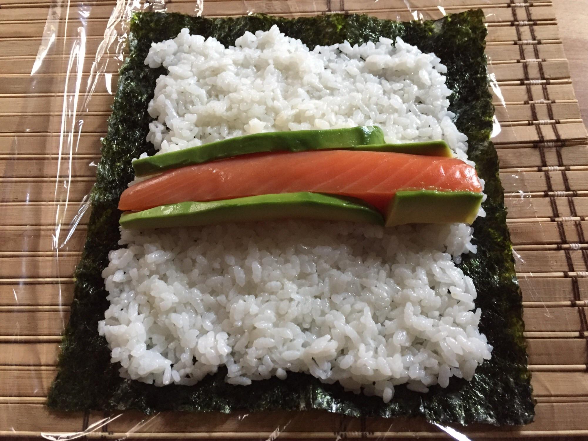 I miei makisushi senza glutine  StellaSenzaGlutinecom