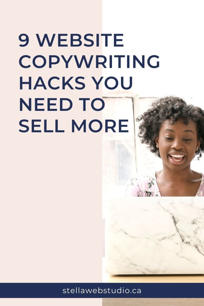 How to get more conversions on my website with copywriting tips