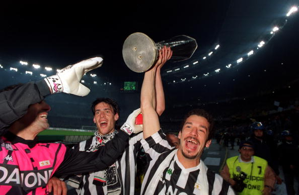 Football. UEFA Cup Final, Second Leg. Turin, Italy. 19th May 1993 ...