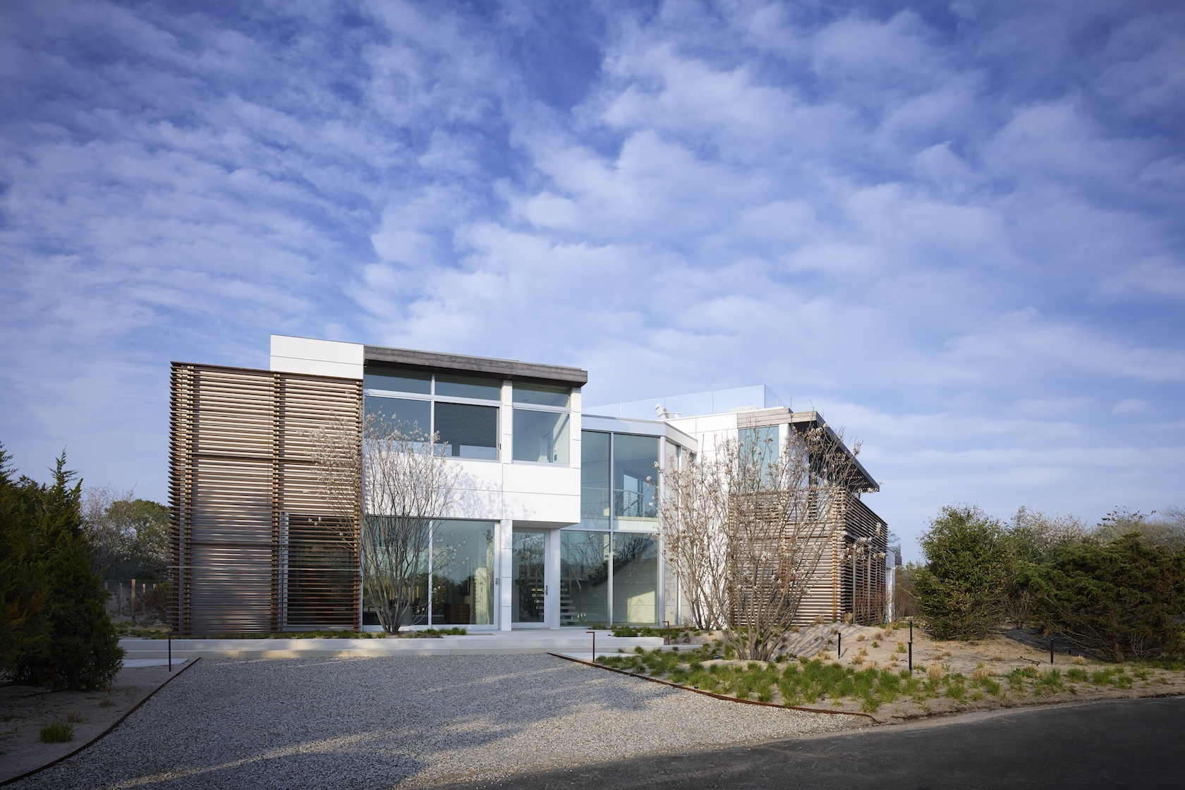House In The Dunes Architecture Stelle Lomont Rouhani Architects Award Winning Modern