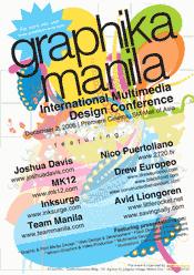 Graphika Manila Poster