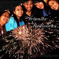 Friends + Fireworks
