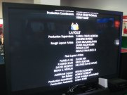CEL Manila 2008 Panasonic 103-inch Plasma HDTV