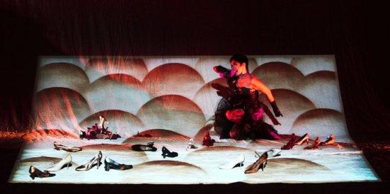 Screen: Macbeth - Lady Macbeth
