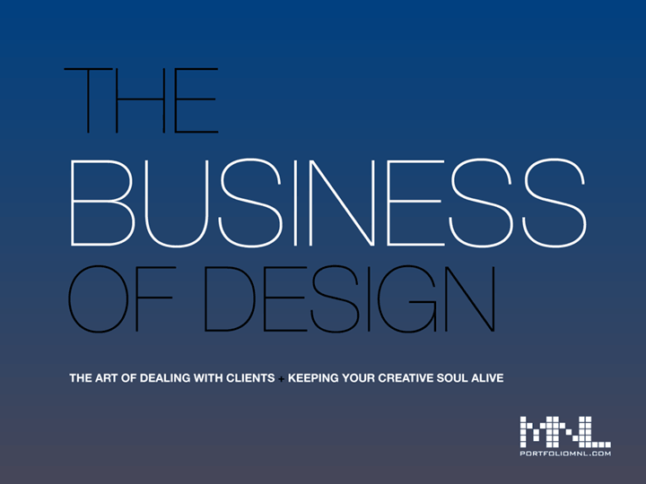 The Business of Design by PortfolioMNL