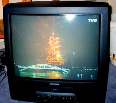 Eiffel Tower TV