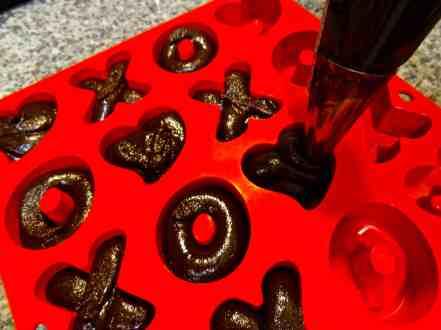 Heart XO Cakes 7