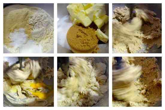 Malted Milk Sandwich Cookies 3