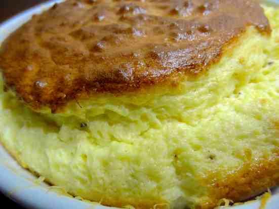 Cheddar Corn Souffle 5