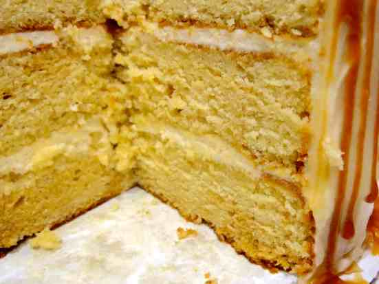 Antique Caramel Cake - 44