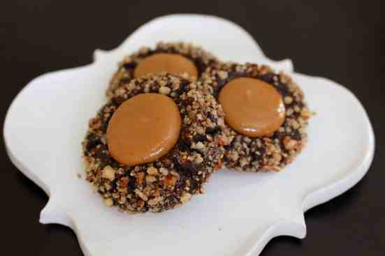 Turtle Thumbprint Cookies - 19