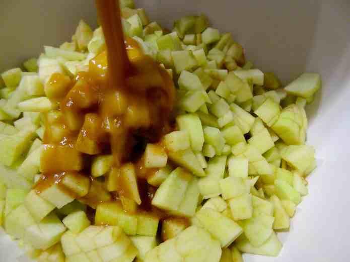 Brandy Apple Pie Cupcakes - 06