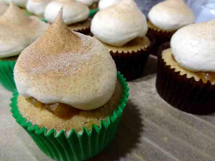 Brandy Apple Pie Cupcakes - 26