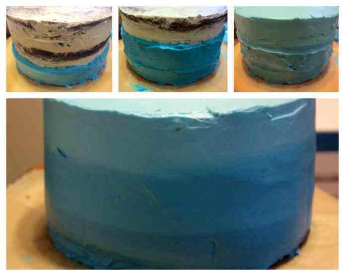 Wintermint Cake - 55