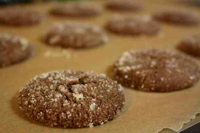 Lemon-Sugar Gingersnaps - 13