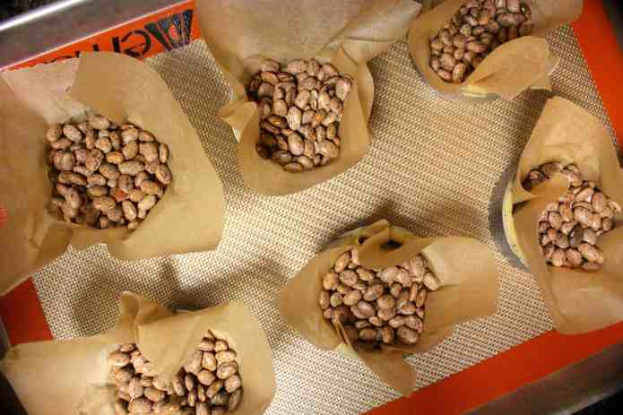 Blond Chocolate Tarts - 10
