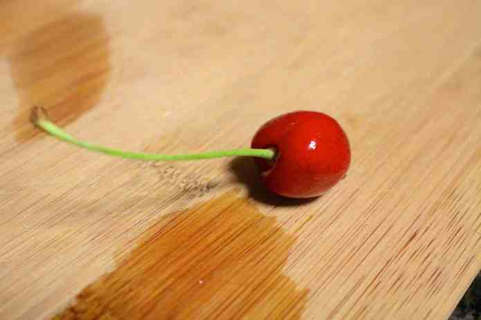 Cherry Almond Vanilla Crisp - 09
