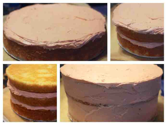 Vanilla Pomegranate Cake - 38