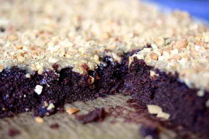 Chocolate Texas Sheet Cake - 22