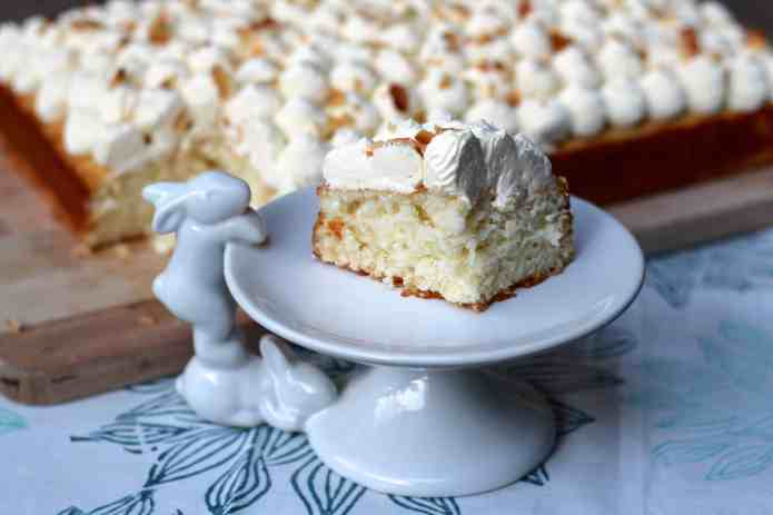 Easter Coconut Cake - 45