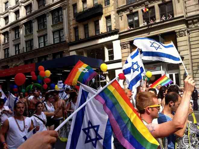 NYC Gay Pride Parade - 11