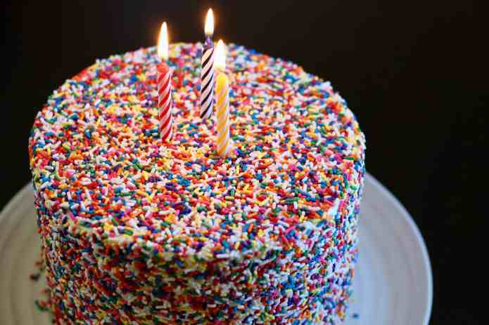 Ultimate Birthday Cake - 37