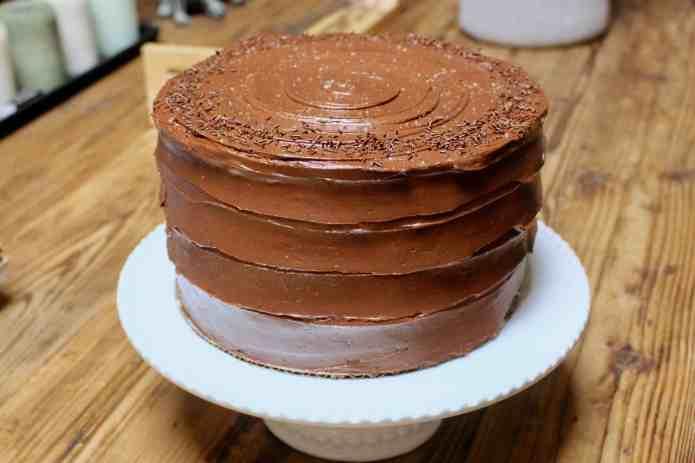 Sweet & Salty Cake - 34