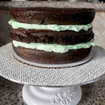 Grasshopper Cake - 29.2