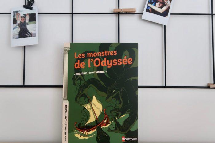Les monstres de l'Odyssee, petites histoires de la mythologie, Éditions Nathan