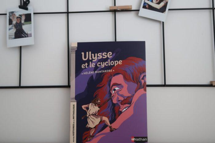 Ulysse et le cyclope, Petites histoires de la mythologie, Éditions Nathan